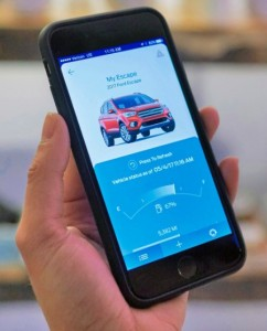 Ford mobility app