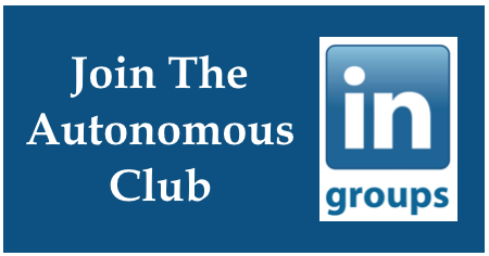 Join the autonomous club conversation on LinkedIn