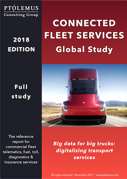 Connected Fleet Services Study 2018