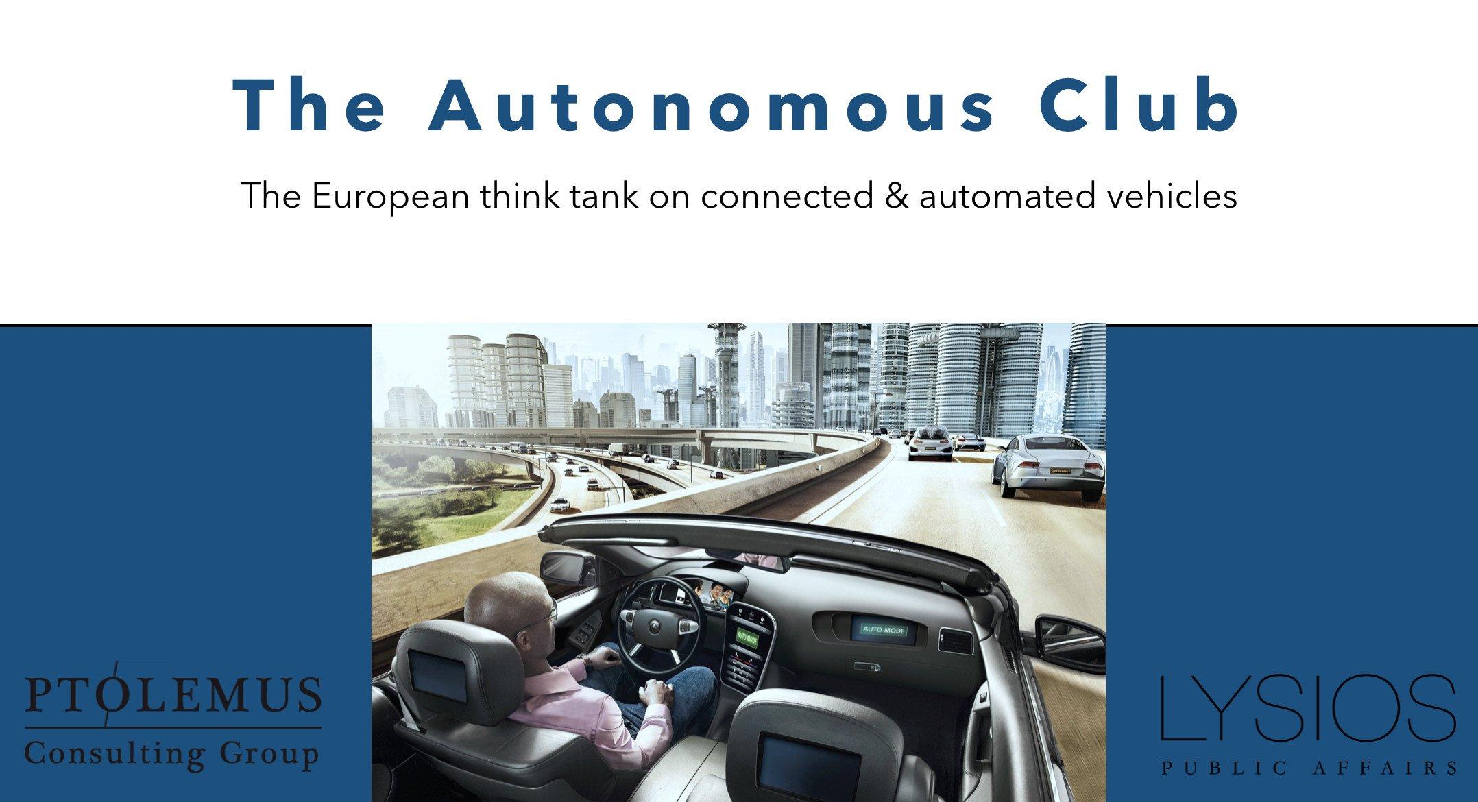 The Autonomous Club | Ptolemus