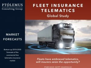 fleet insurance telematics forecast cover page