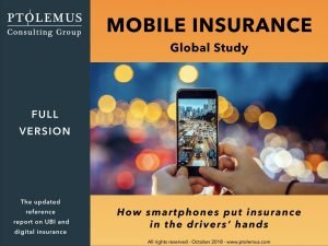 Report on how smartphones revolutionise the auto insurance industry