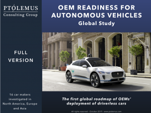 Self-driving Cars Report Coverpage