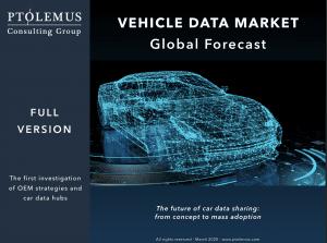 Vehicle Data Market Forecast